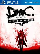 Buy DMC Devil May Cry: Definitive Edition - PS4 (Digital Code) Game Download