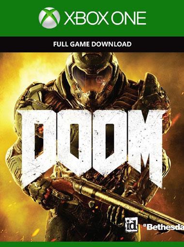 Doom 4 Xbox One