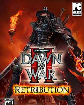 Warhammer 40K Dawn of War II Retribution cd key