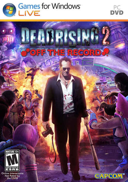 Dead Rising II Off the Record cd key