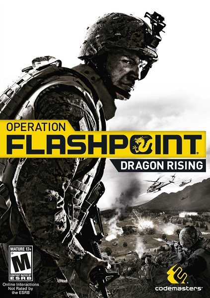 Operation Flashpoint Dragon Rising cd key