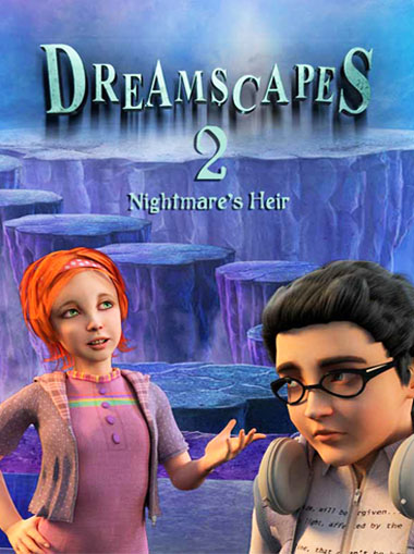 Dreamscapes: Nightmare's Heir cd key