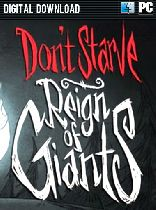 Buy Don't Starve Reign of Giants DLC Game Download