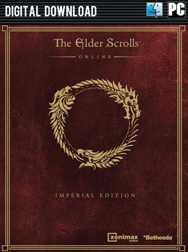 The Elder Scrolls Online Imperial Edition cd key