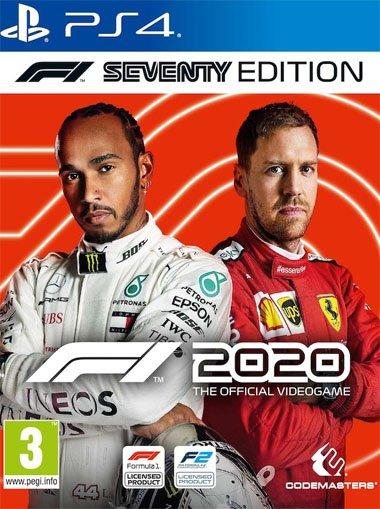 Kaufen F1 2020 Seventy Edition - PS4 Digital Code ...