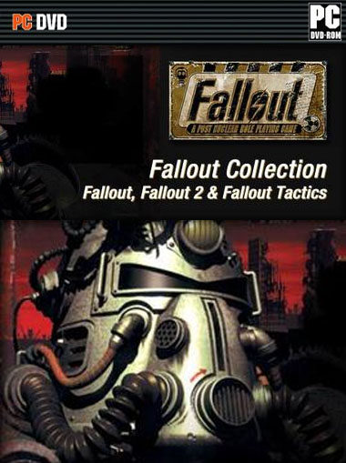 Fallout Collection cd key