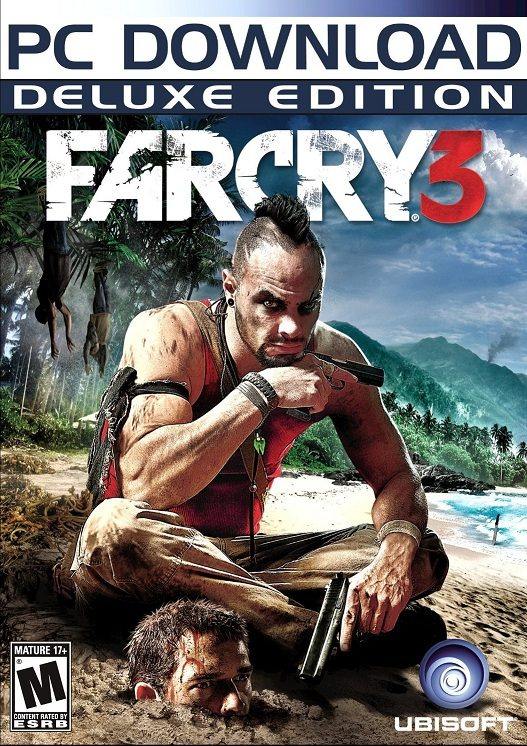 Far Cry 3 Deluxe Edition cd key