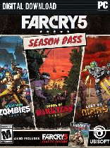 Buy Far Cry 5 Season Pass (DLC) Game Download