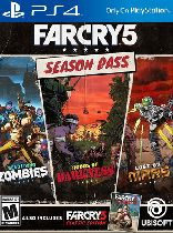 Buy Far Cry 5 Season Pass - PS4 (Digital Code) Game Download