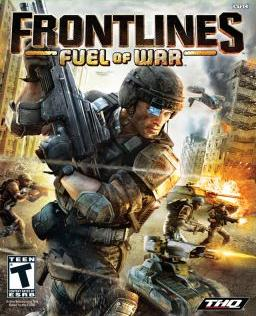 Frontlines Fuel of War cd key