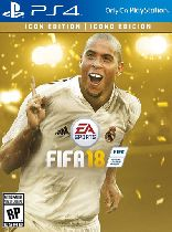 Buy FIFA 18 Icon Edition - PS4 (Digital Code) Game Download
