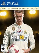 Buy FIFA 18 Ronaldo Edition - PS4 (Digital Code) Game Download