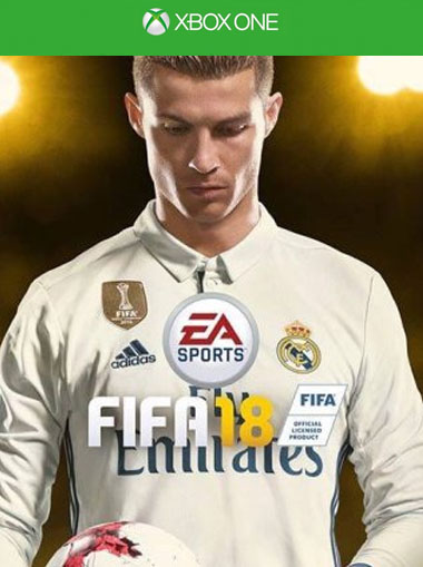 buy fifa 18 xbox one digital code xbox live. Black Bedroom Furniture Sets. Home Design Ideas
