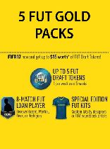 Buy FIFA 17: 5 FUT Gold Packs (DLC) Game Download