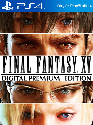Final Fantasy XV Digital Premium Edition - PS4 (Digital Code) cd key