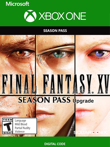 Final Fantasy XV: Season Pass - Xbox One (Digital Code) cd key
