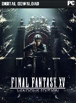 Buy FINAL FANTASY XV WINDOWS EDITION Game Download