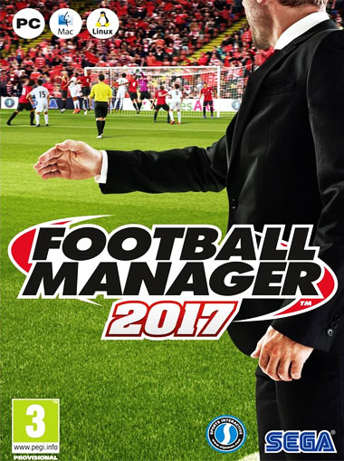 Football Manager 2017 Limited Edition cd key