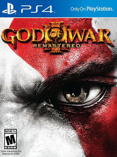 God of War III Remastered - PS4 (Digital Code) cd key