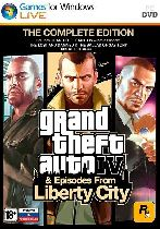 Buy Grand Theft Auto IV Complete Edition (GTA 4) Game Download