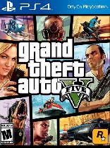 Buy Grand Theft Auto V - PS4 (Digital Code) (GTA 5) Game Download