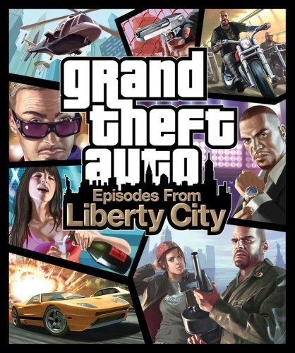 Grand Theft Auto Episodes from Liberty City (GTA EFLC) cd key