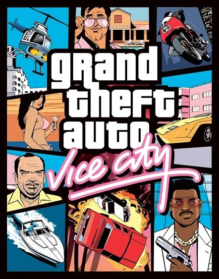 Grand Theft Auto: Vice City (GTA VC) cd key