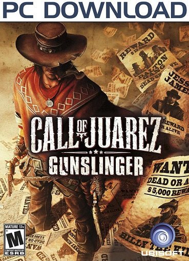 Buy Call of Juarez Gunslinger Game Download