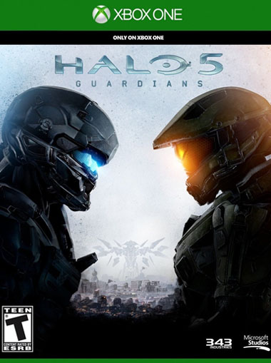 Halo 5 Guardians Deluxe Edition Xbox One