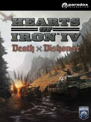 Hearts of Iron IV Death or Dishonor (DLC) cd key