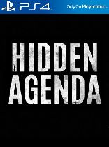 Buy Hidden Agenda - PS4 (Digital Code) Game Download