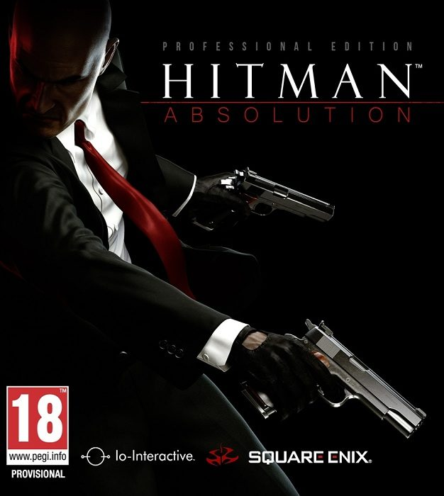 Hitman Absolution Professional Edition cd key