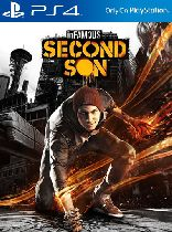 Buy inFAMOUS Second Son - PS4 (Digital Code) Game Download