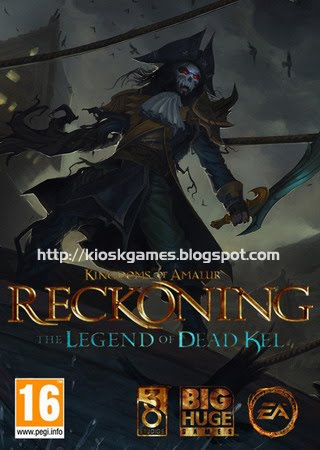Kingdoms of Amalur Reckoning - The Legend of Dead Kel DLC cd key