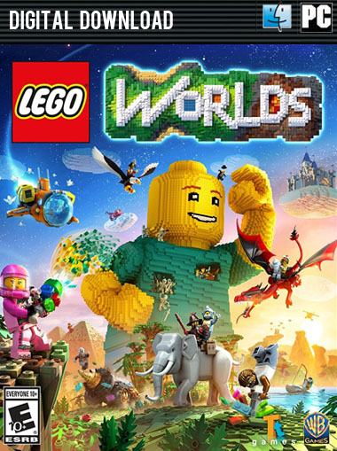 LEGO Worlds cd key