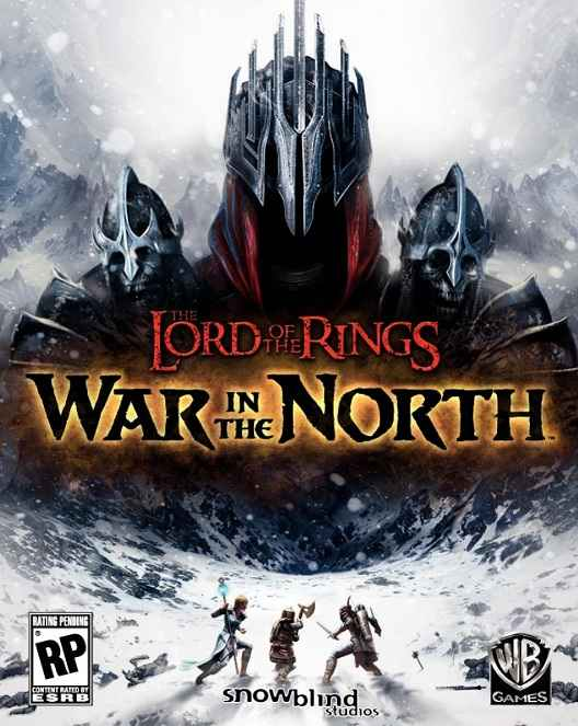 Lord of the Rings: War in the North cd key