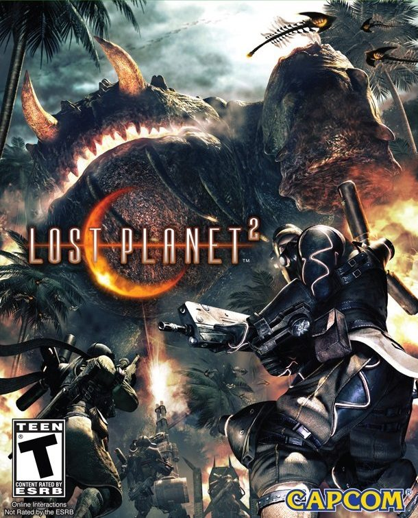 Lost Planet 2 cd key
