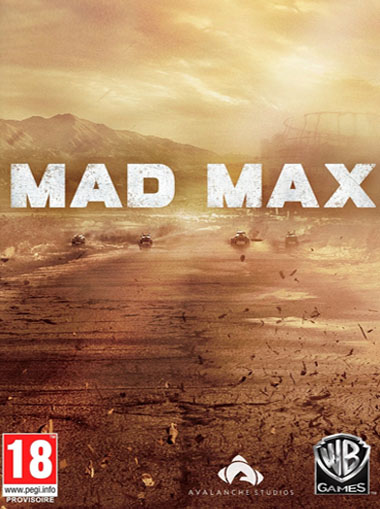 Mad Max cd key