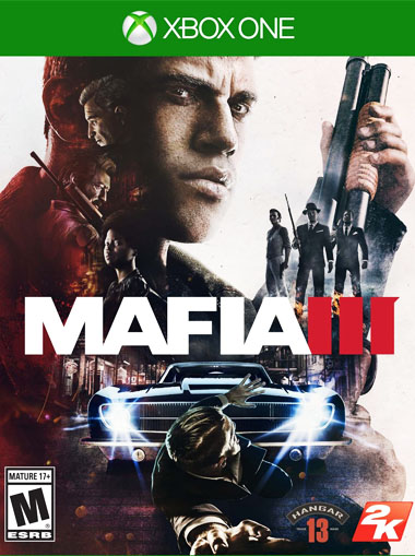 Mafia III - Xbox One (Digital Code) cd key