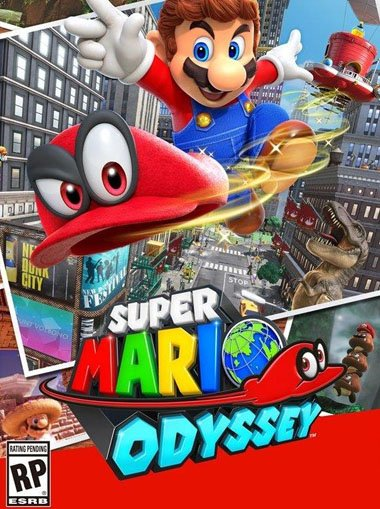 Super Mario Odyssey - Nintendo Switch cd key