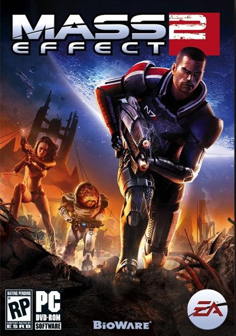 Mass Effect 2 cd key
