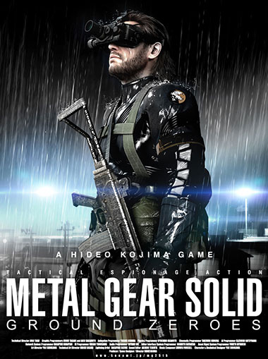 Metal Gear Solid V: Ground Zeroes cd key