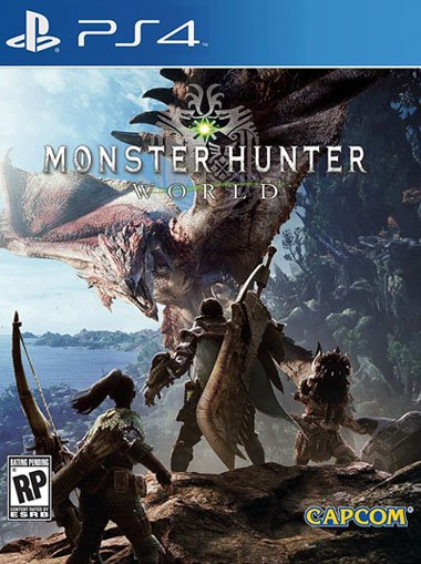 Monster Hunter World - PS4 (Digital Code) cd key