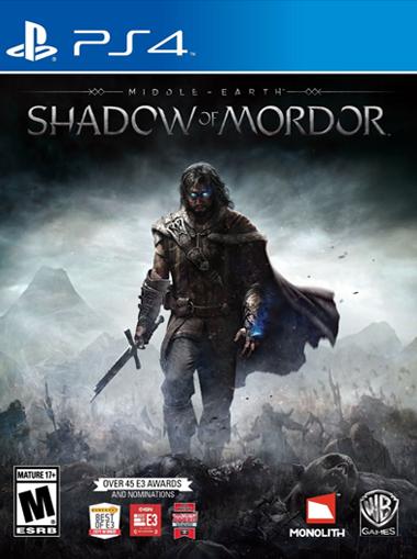 Mittelerde Mordor's Schatten PS4