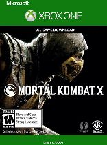 Buy Mortal Kombat X - Xbox One (Digital Code) Game Download