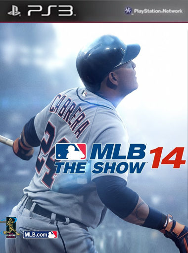 MLB 14 THE SHOW PS3