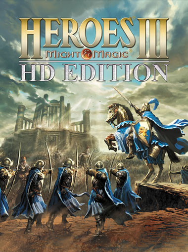 Heroes of Might & Magic III – HD Edition cd key