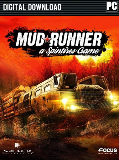 Spintires MudRunner cd key