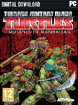 Buy Teenage Mutant Ninja Turtles: Mutants in Manhattan Game Download