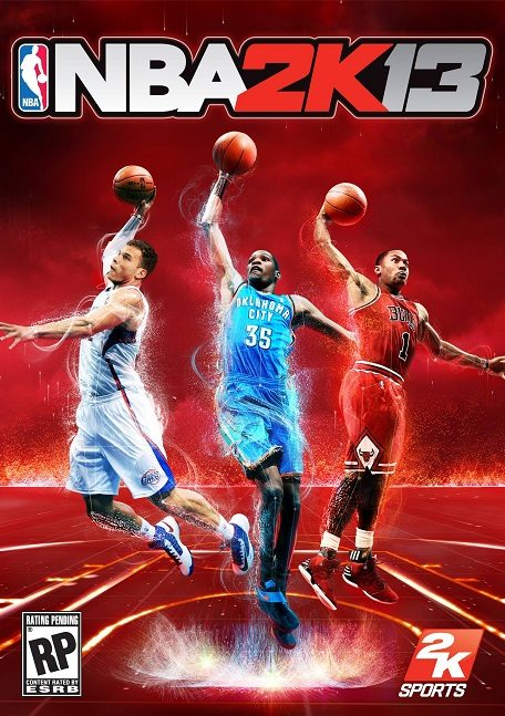 NBA 2K13 cd key